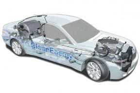 基于丰田Mirai打造 宝马燃料电池车缺席2015北美车展