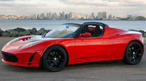 特斯拉新款Roadster即将发布 电池组升级
