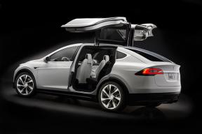 特斯拉Model X动力参数曝光 续航表现平平