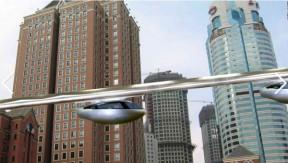 """""""空中汽车"""" 未来或成解决拥堵良方"""