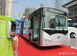 投资30亿 比亚迪新能源客车及物流车基地落户武汉黄陂区