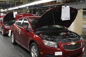 通用2015年或将韩国产量削减20%