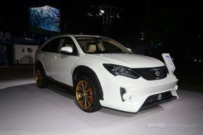 比亚迪唐引业界围观 或成新能源SUV发展引擎