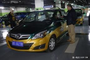 交通部将推出新能源出租车运营补贴 放宽经营权+综合补