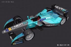 蔚来TCR车队车手阵容确认 全新涂装发布