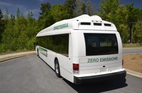 24小时1127公里 美国电动客车Proterra刷新最远行驶记录