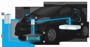 新能源汽车充电不要愁 中兴无线充电来帮忙
