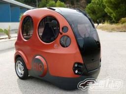 普通空气做燃料 印度推出AirPod气动车