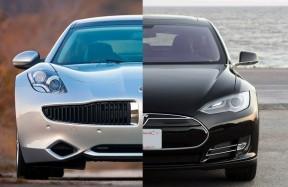 菲斯科Karma转售价值低 难及Model S