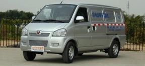 威旺 307EV纯电动城市货运车中山实拍!