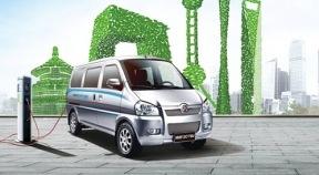 北汽威旺307EV变身物流大咖 斩获最受欢迎运输车奖