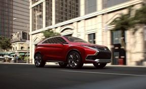 高性能低油耗 三菱XR-PHEV II概念车亮相日内瓦车展