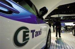 江苏常州年内将增50辆电动出租车
