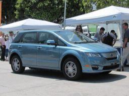 比亚迪e6进入UberX 美国租电动汽车越来越流行