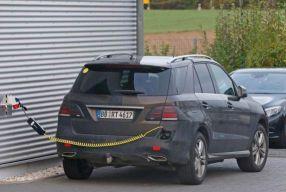奔驰年内推大型插电混动SUV 油耗仅4.7L