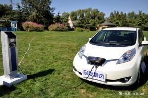 东风日产携电动车北上突围10%份额 冲刺130万辆目标