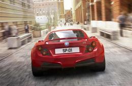 底特律电动汽车SP:01量产版将于4月首发