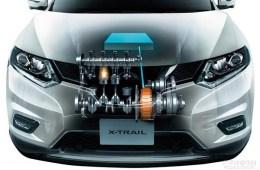 混动奇骏日本发布 2.0L汽油机+电机驱动