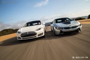 电动汽车一年追上特斯拉 宝马也是蛮拼的