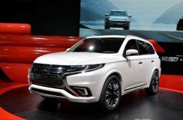 两款概念车领衔 三菱上海车展阵容发布