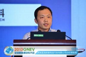 任翔:换电式电动出租车商业运营模式探索