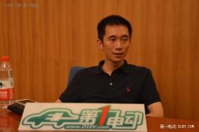 雷丁总经理舒欣:按乘用车标准做微型电动车