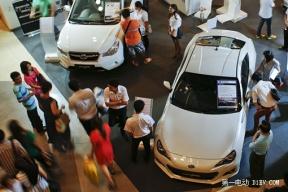 政策热不如市场热 北京车展十年新能源车演进图