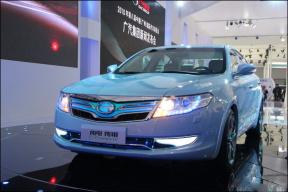 广汽集团拟2015年后逐步推出电动车产品