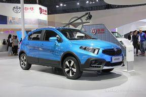 中华EV上海车展正式发布 续航150公里