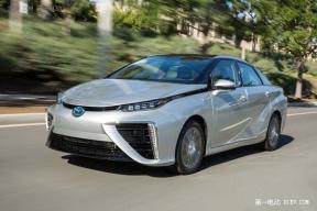 供不应求 丰田MIRAI计划明年扩产至2000辆