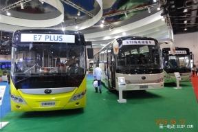 纯电动+高端商务 宇通军团亮相北京道路运输车辆展