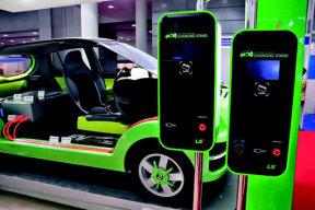 上海电动汽车充电设备调查:公共自用皆待普及