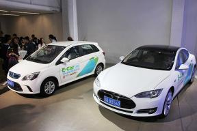 5元起步/1000充电桩 易到用车启动E-CAR计划