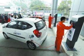 北京6月1日开收充电服务费 加上电费每度电最高约1.8元