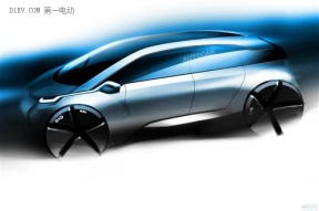 宝马打造i5燃料电池车 借力丰田技术