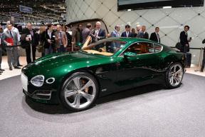 宾利入门跑车明年发布 或搭混动系统