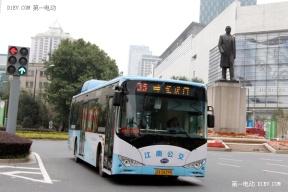 比亚迪交通电动化创南京样板 已投运1150辆电动车