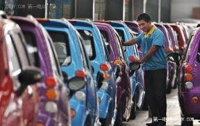 济南非试点城市 新能源车挂外地牌才享补贴