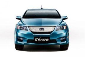 比亚迪将为2013欧亚经济论坛提供100辆E6电动车