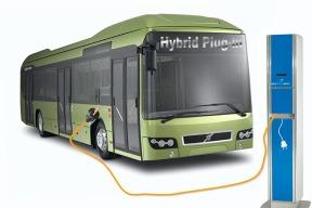 各地新能源公交项目迎高峰 插电式混动客车受宠