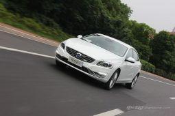 """最速""""新能源车"""" 试驾沃尔沃S60L插电混动版"""