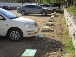 青岛大学将试点电动汽车租赁 设36个充电终端