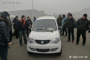 天津规划新能源汽车产业 2020年产能30万辆