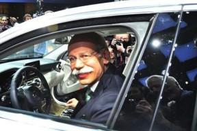 戴姆勒CEO:全自动驾驶汽车2025上市