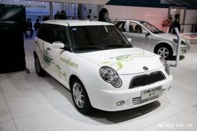 力帆河南新能源电动车项目开工 生产低速电动车