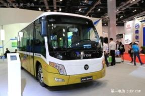 覆盖多品种 福田近700辆新能源客车排产