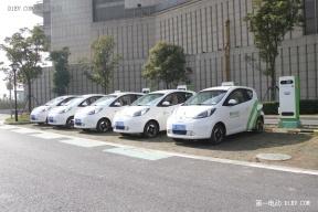 重庆今年推广新能源车分时租赁 停车即还