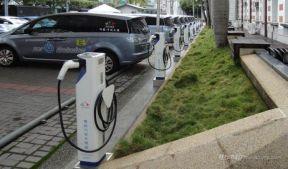 充电桩建设利好政策不断 广州完成率不到20%