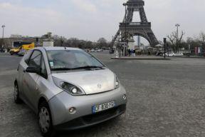 普及初见成效 法国电动车驶入加速道