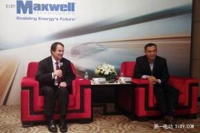 Maxwell:超级电容在中国客车电动化中有很好前景